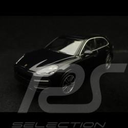 Porsche Cayenne Turbo phase III 2018 1/43 Minichamps WAP0203120J bleu nuit moonlight blue blau