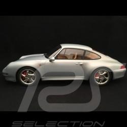 Porsche 911 Carrera 4S type 993 polar silver 1/12 GT Spirit GT190