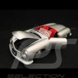 Porsche 356 n° 1 1948 1/24 Welly MAP02435618 gris argent silver grey silbergrau