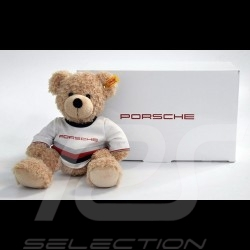 Peluche ours Porsche Motorsport Collection by Steiff Porsche Design WAX05000004 Teddy bear Plüschbär