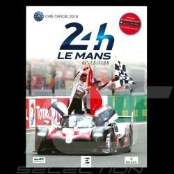 Livre book buch 24 Heures du Mans 2018 - le livre officiel