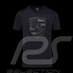 Porsche T-shirt mighty crest black Porsche Design WAP821K - men
