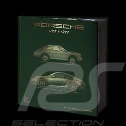 Livre Book Buch Porsche 911 x 911 Dieter Landberger - Edition 2018