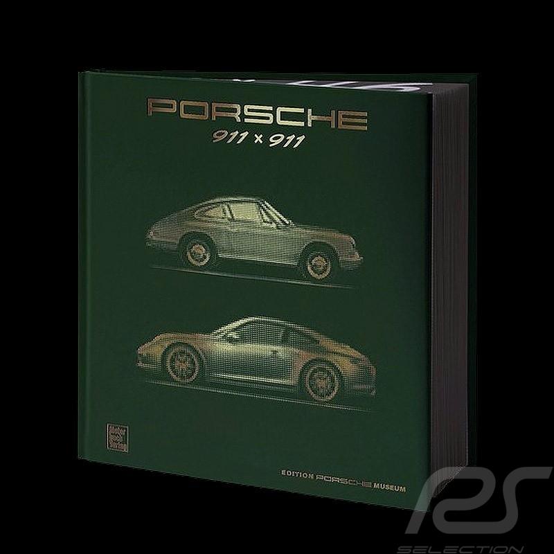Book Porsche 911 x 911 Dieter Landberger - 2018 Edition