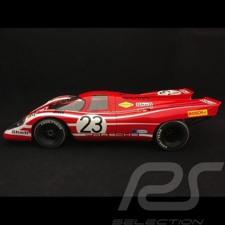 Porsche 917 K Sieger Le Mans 1970 n° 23 Salzburg 1/12 Norev 127501