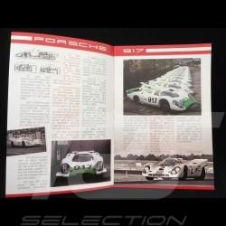 Porsche 917 K vainqueur winner sieger Le Mans 1970 n° 23 Salzburg 1/12 Norev 127501