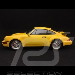 Porsche 911 type 964 Turbo 1990 speedgelb 1/18 Minichamps 155069100