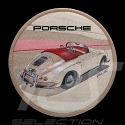 Porsche 356 Badge original iron-on patch Porsche Design WAX04000001