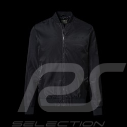 Porsche Jacket Essential Collection bomber with baseball collar black Porsche Design WAP676 - men