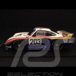 Porsche 961 24h Le Mans 1987 n°203 Rothmans 1/18 Spark 18S210