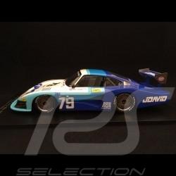 """Porsche 935 """"Moby Dick"""" Le Mans 1982 n°79 Fitzpatrick 1/18 Spark 18S286"""