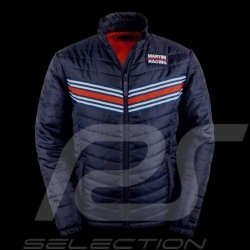 Veste matelassée Martini Racing Team padded jacket steppjacket bleu marine navy blue marineblau