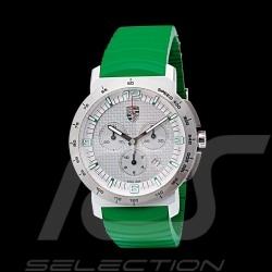 Montre Watch Uhr Porsche Chrono Sport Classic Green Edition WAP0700860G