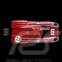 Clé USB keu Porsche 917 n° 23 Salzburg vainqueur winner sieger 24h Le Mans 1970 Porsche Design WAP0500720G