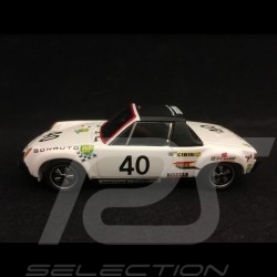 Porsche 914 / 6 Winner Le Mans 1970 n° 40 1/43 Spark S7506