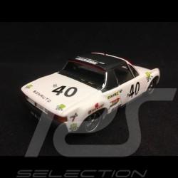 Porsche 914 / 6 Vainqueur Le Mans 1970 n° 40 1/43 Spark S7506
