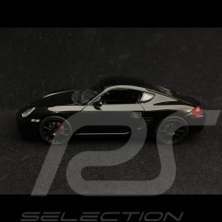 Porsche Cayman S Sport 2008 Black Edition 1/43 Minichamps 400065626