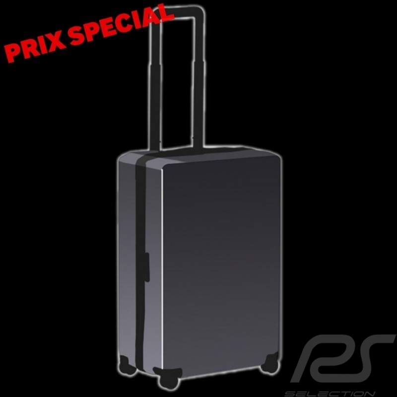 Bagage Porsche Trolley L 802 gris anthracite taille Large Porsche Design Travel luggage Reisegepäck