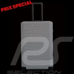 Bagage Porsche Trolley L 801 gris craie taille Large Porsche Design Travel luggage Reisegepäck