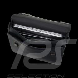 Sac Porsche Porte-documents cuir noir Cervo 2.0 FM Porsche Design 4090000459 Briefbag Tasche