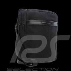 Sac Porsche Sacoche à bandoulière nylon noir Lane SVZ Porsche Design 4090002573 Shoulder bag Umhängetasche