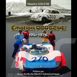 Book Emotion Porsche 1951-1976