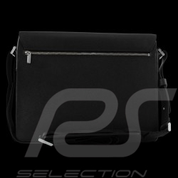 Sac Porsche Laptop / Messenger cuir noir French Classic 3.0 Porsche Design 4090001527 shoulder bag Schultertasche
