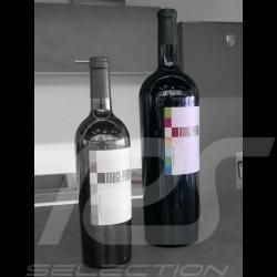 Magnum de vin 50 ans wine 50 years Wein 50 Jahre Porsche 911 bordeaux Rouge Perou 2011