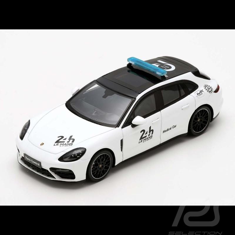 Porsche Panamera Sport Turismo 24h Le Mans 2018 Médecin de course 1/43 Spark S7049 Medical car