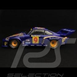 Porsche 935 24h Daytona 1979 n° 9 Budweiser 1/18 Norev 187435