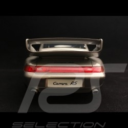 Porsche 911 type 993 Carrera RS Club Sport 1996 gris polaire 1/18 GT Spirit GT739