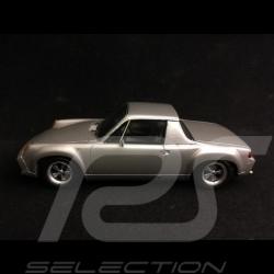 Porsche 916 1972 silver grey 1/43 Spark S7615