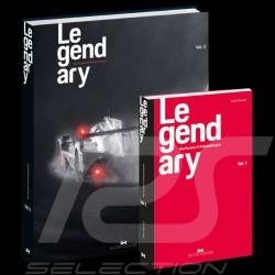 Livre Book Buch Legendary - The Porsche 919 Hybrid Project