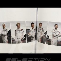 Livre Book Buch Legendary - The Porsche 919 Hybrid Project