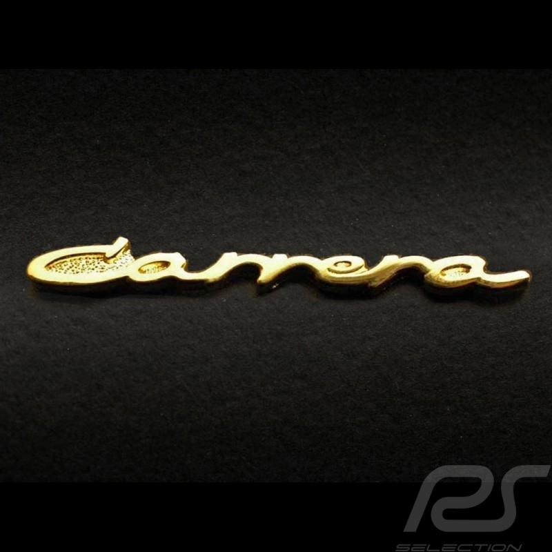 Button Wappen Porsche Carrera