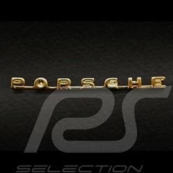 Pin Porsche vintage doré Porsche vintage pin gold MAP08001008