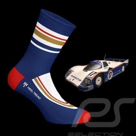 Rothmans 936 socks blue / red / white - unisex