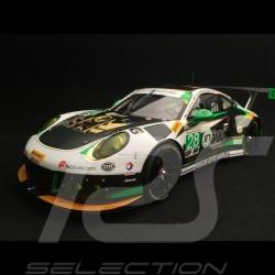 Porsche 911 GT3 R type 991 vainqueur winner Sieger Daytona 2017 n° 28 Alegra 1/18 Minichamps 155176928