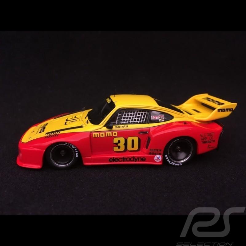 Porsche 935 1000 miles Portland 1978 n° 30 Momo 1/43 Spark US041