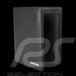 Porsche Geldbörse Geldhalter schwarze Leder CL2 2.0 V7 Porsche Design 4090000217