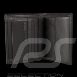 Portefeuille Porsche Porte-monnaie cuir noir CL2 2.0 V7 Porsche Design 4090000217 wallet Geldbörse