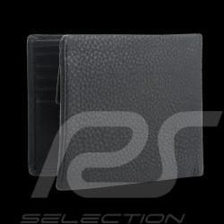 Portefeuille Porsche Porte-monnaie cuir noir Voyager 2.0 H5 Porsche Design 4090002591 wallet Geldbörse