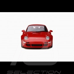 Porsche 911 type 993 Gunther Werks 400R 2018 Rouge Carmin 1/18 GT Spirit GT210 Carmine red Karminrot
