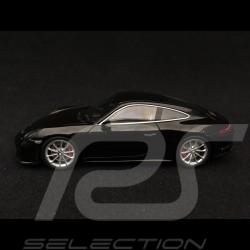 Porsche 911 GT3 type 991 Touring Package 2018 1/43 Spark S7625 noir black schwarz