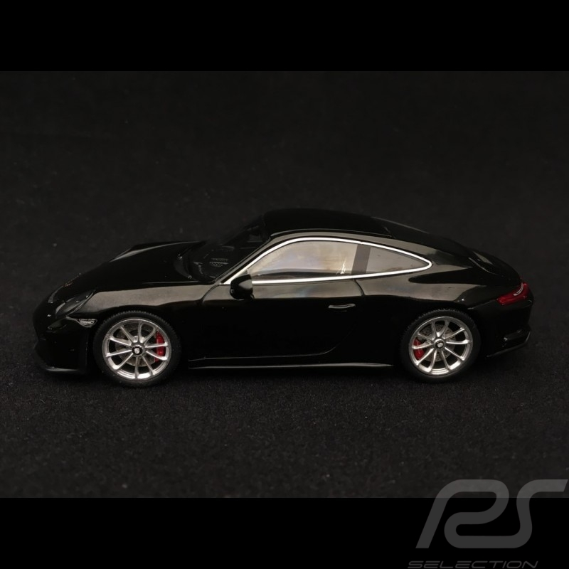 Porsche 911 GT3 type 991 Touring Package 2018 1/43 Spark S7625 noir black schwarz
