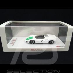 Porsche 910 Bergspyder n° 2 Championnat du Monde Ollon-Villars 1967 1/43 Truescale TSM164360