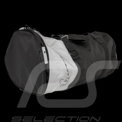 Porsche sports bag F.A. Porsche 75 years Black / Silver Porsche Design WAP1060000CFAP