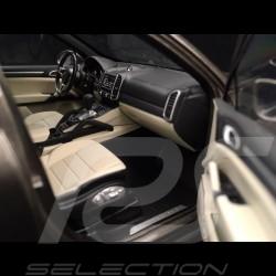 Porsche Cayenne III Turbo S umbra brown 1/18 Minichamps WAP0213020F