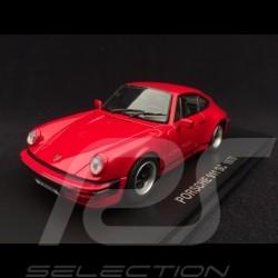 Porsche 911 SC 3.0 1978 rouge 1/43 Kyosho 05523R