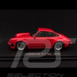 Porsche 911 SC 3.0 1978 red 1/43 Kyosho 05523R